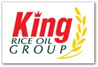 king rice oil group logo